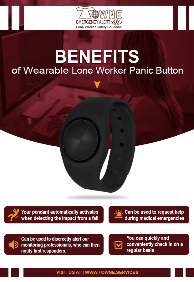 benefits of wearable long worker panic button micrographic