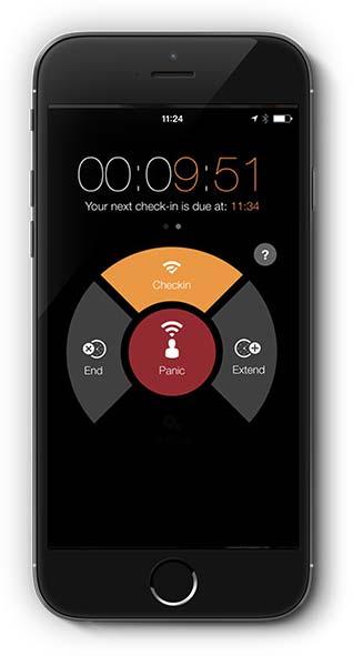 Towne Monitoring App