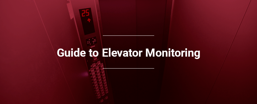 guide to elevator monitoring